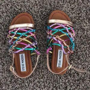 Kid sandals size 11